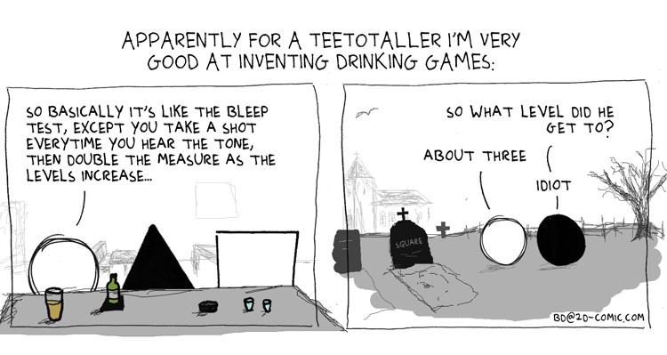 Bleep-test