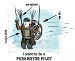 Paramotor Pilot